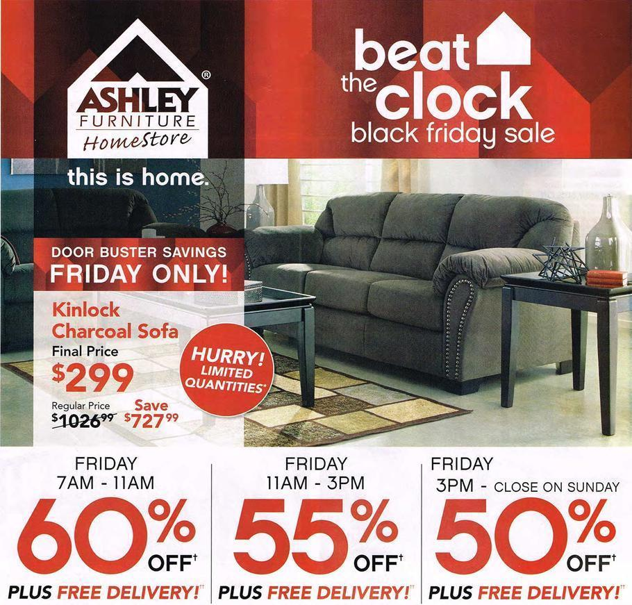 Ashley Furniture Black Friday 2015 Ad Pinching Your Pennies