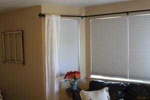 Curtain Rod | Omega Lighting Design