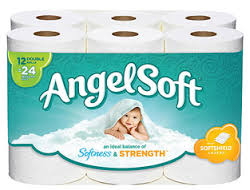 Angel Soft 12 Double Rolls