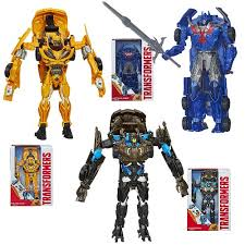 Transformers Flip and Change