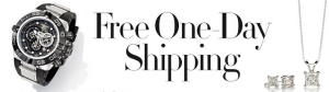 Amazon ffree one day ship