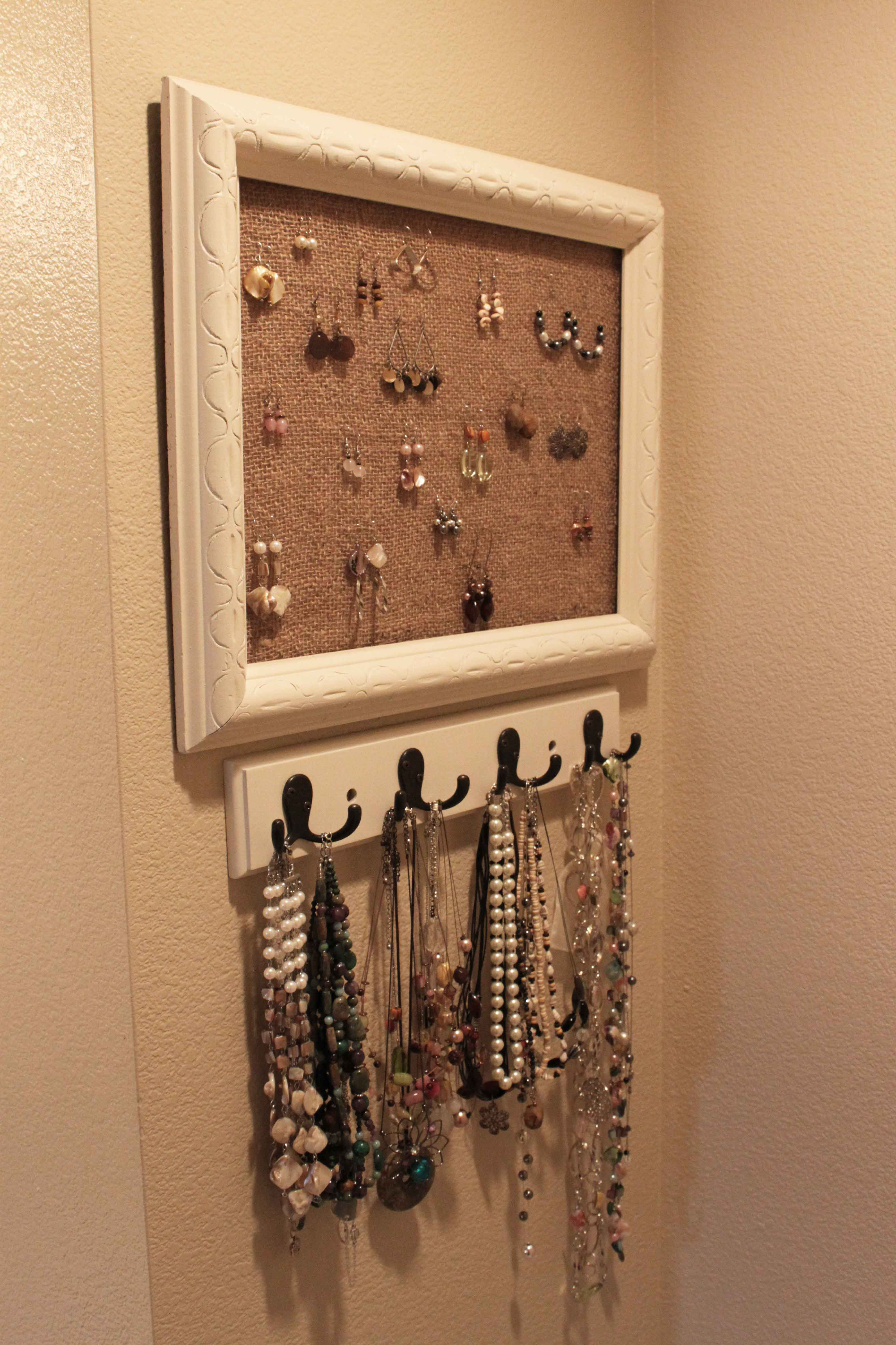 A PYP Best Blog Making a jewelry organizer Pinching Your Pennies