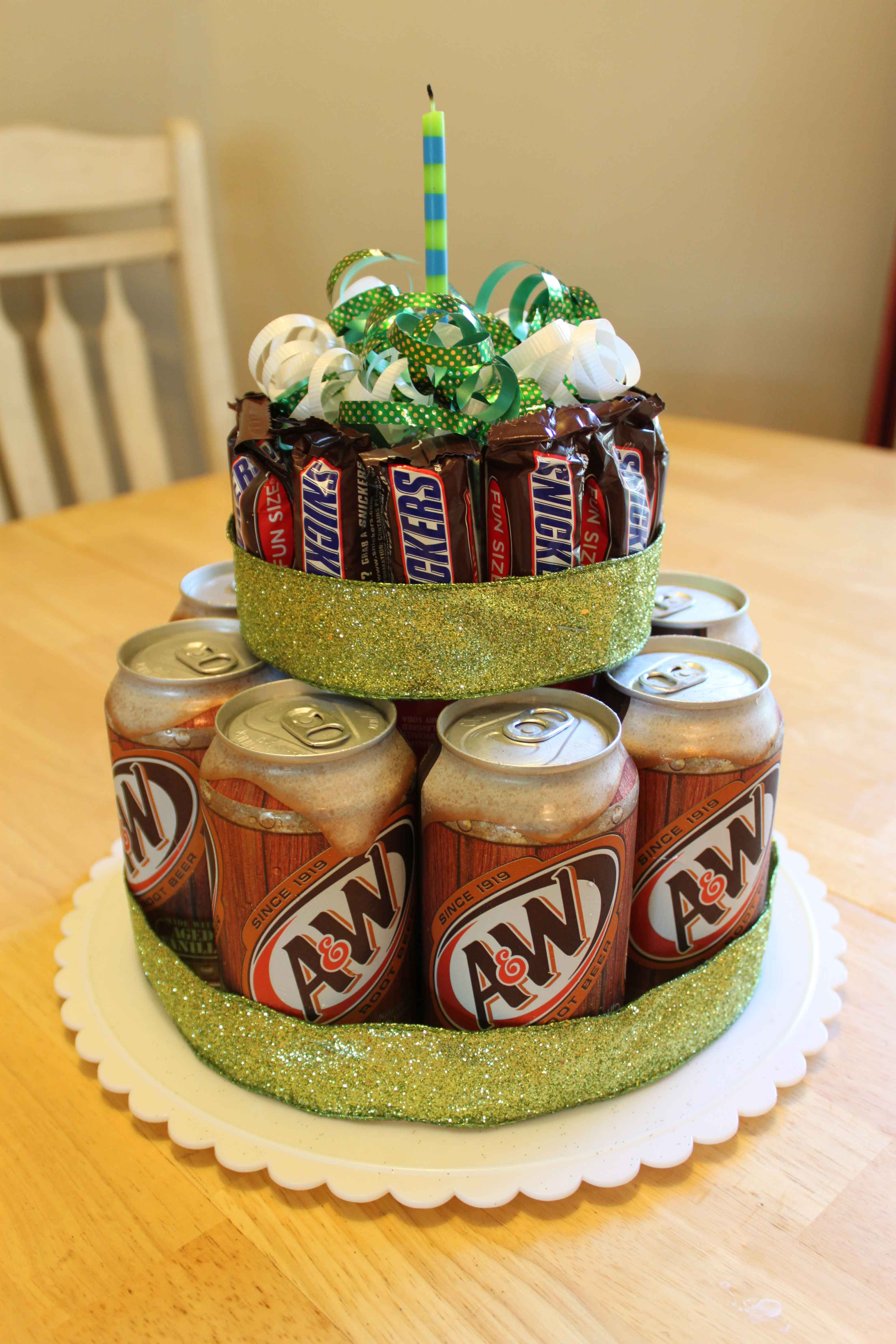 A Pyp Best Blog Thrifty And Fun Birthday Cake Gift