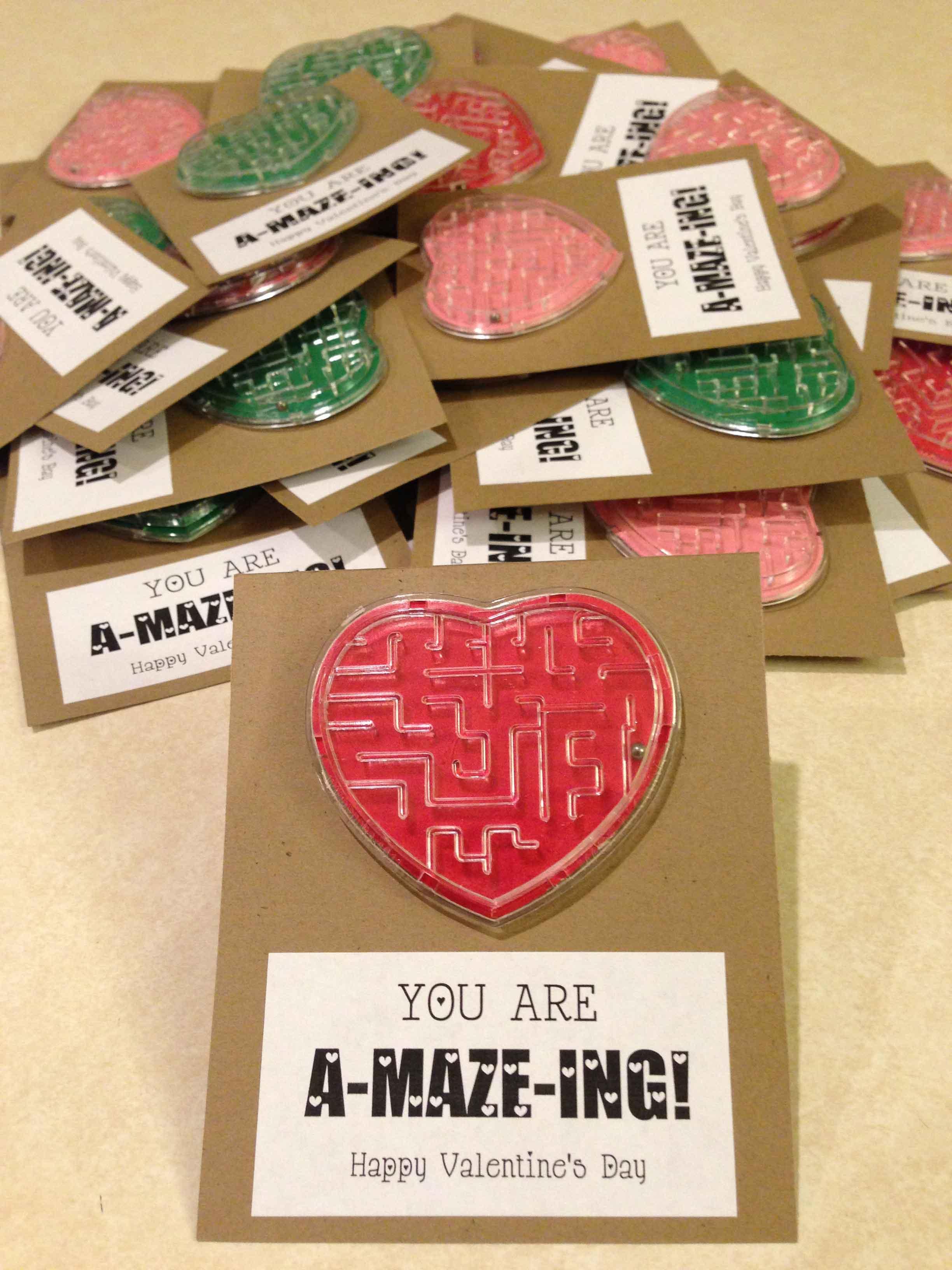 diy classroom valentine idea  pinching your pennies