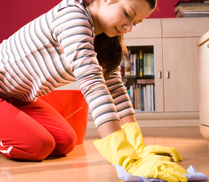 Image result for Cleaning Teen
